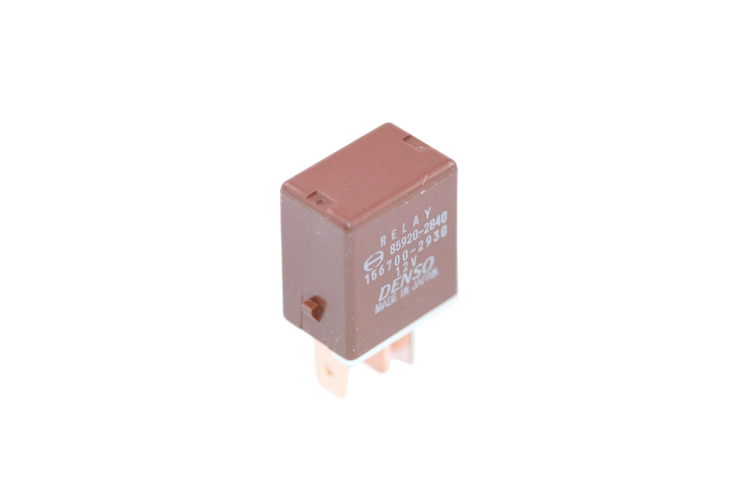 Worldwide Truck Parts Depot Electrical Relay Specification